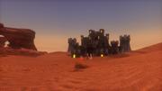 WoFF Desert Region Figaro Castle