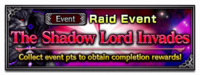 FFBE Event The Shadow Lord Invades