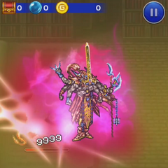 Secret Sword: Blocked on All Sides.