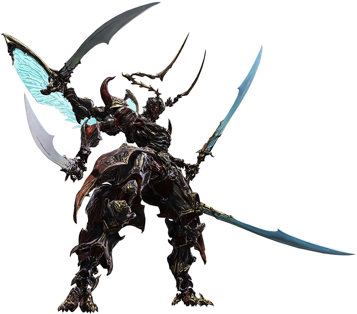 Ravana (Final Fantasy XIV)   Final Fantasy Wiki   FANDOM