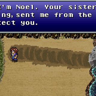 Noel encontra Serah no <i><a class=
