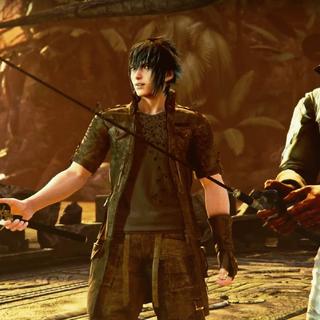Камео в <i>Tekken 7</i>.