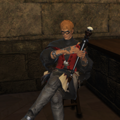 The Wandering Minstrel returns to <i>Final Fantasy XIV: A Realm Reborn</i> in patch 2.1.