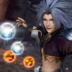 Kuja in the Arcade version.