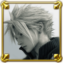 DFFNT Player Icon Cloud Strife VIIAC 001