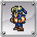 DFFNT Player Icon Locke Cole FFRK 001