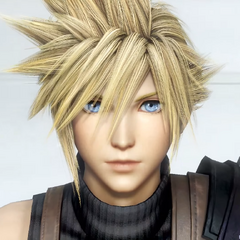 Cloud from the arcade tutorial.