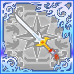 Barbarian's Sword (SSR).