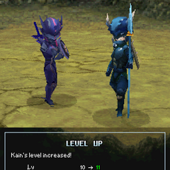 Level up pose (DS)