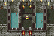 FFIV Troia Castle GBA