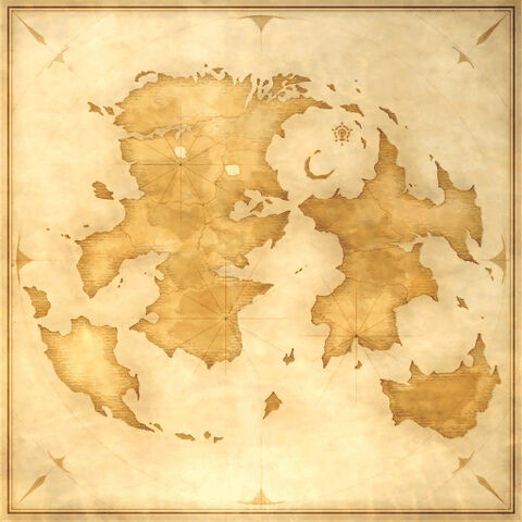 The Middle Lands of Vana'diel, Quon and Mindartia.