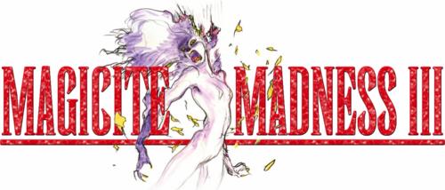 Magicite Madness Finals logo
