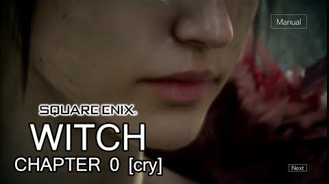 Square Enix Tech Demo for DirectX 12 WITCH - Chapter cry