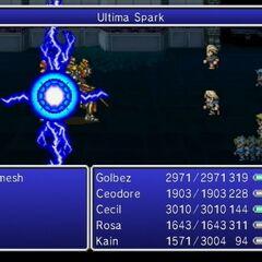 Ultima Spark.