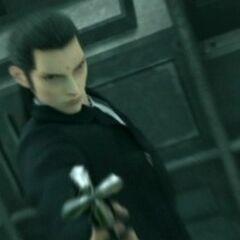 Tseng in <i>Final Fantasy VII: Advent Children</i>.