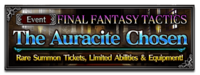 FFBE Event- The Auracite Chosen