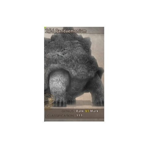 Bestiary entry (PlayStation 2).