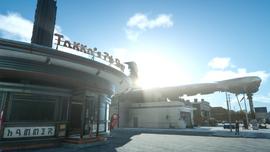 Hammerhead-FFXV