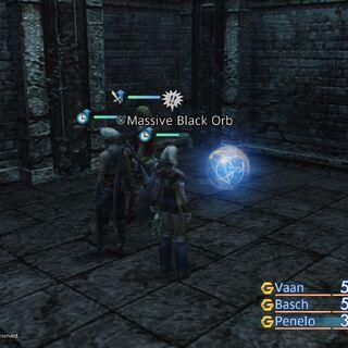 Massive Black Orb.