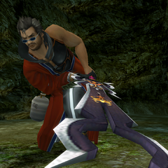 Auron obtains the Masamune.