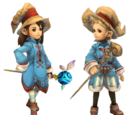 List of Final Fantasy Crystal Chronicles: My Life as a King jobs