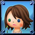 DFFNT Player Icon Yuna TFF 001