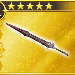 Rakshasa Blade.
