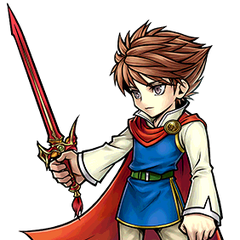 Artwork for Bartz's costume.