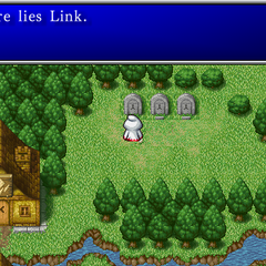 Link's Grave (PSP).