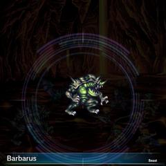 Barbarus.