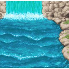Фон для сражений на воде.