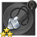 FFRK Dog Tag FFVII