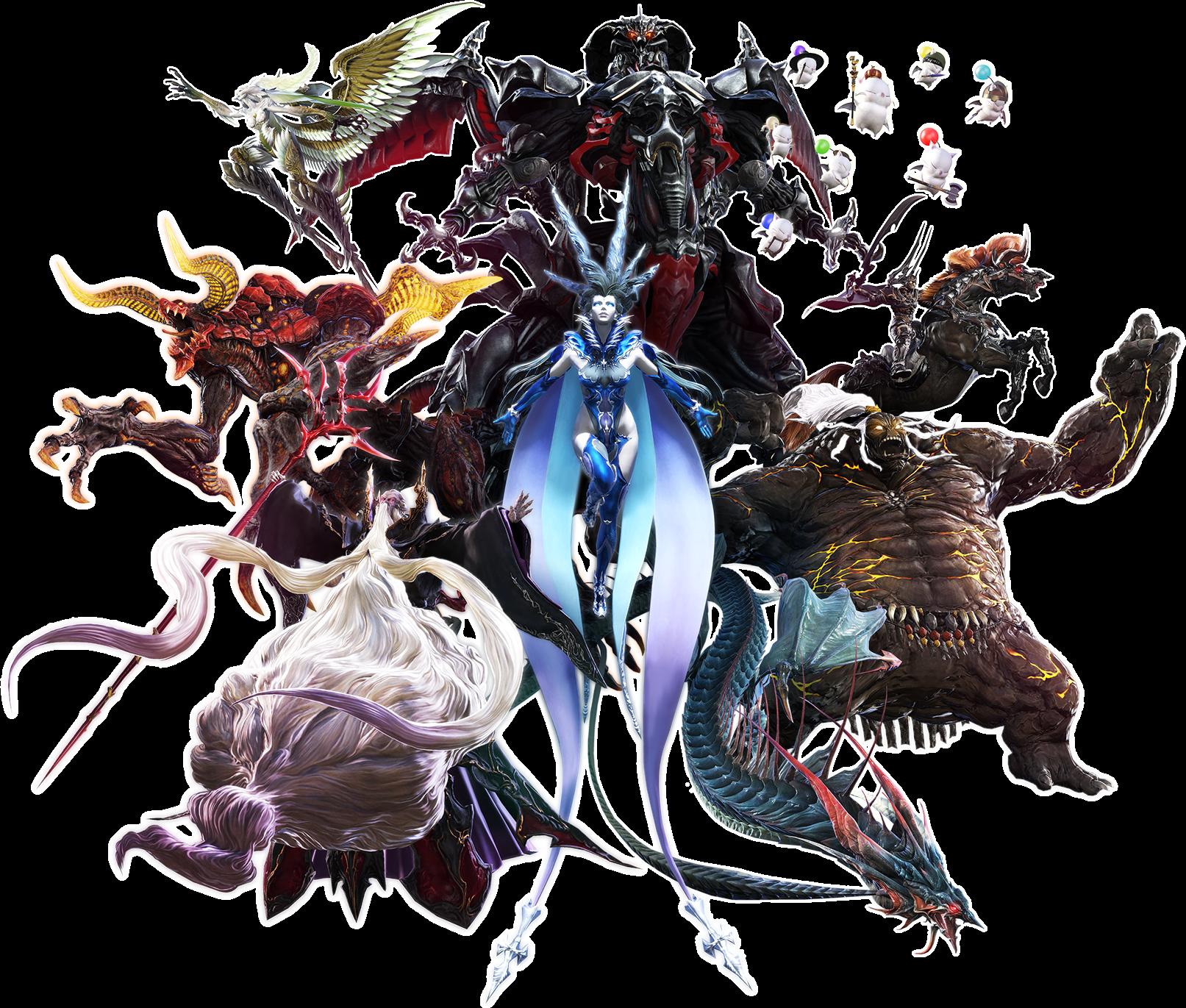 Primal | Final Fantasy Wiki | FANDOM powered by Wikia
