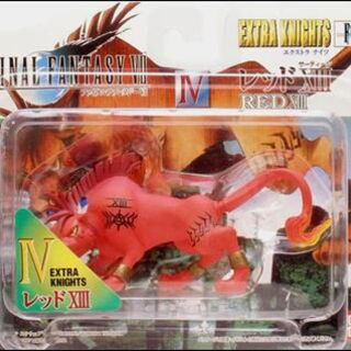 Extra Knights action figure made by Bandai from 1997.