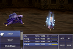 Teleport in-battle ffiv ios