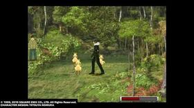The Forest of Fun from FINAL FANTASY VIII Remastered
