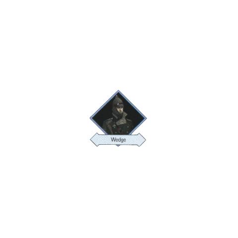 Wedge's icon.