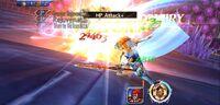 DFFOO Firion HP Attack