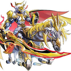 Artwork of Odin Ω.