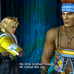 Wakka talks about Chappu.
