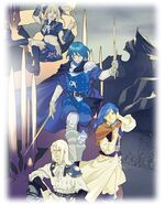 FF Legends Warriors of Darkness