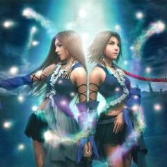 Lenne and Yuna.