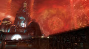 Midgar (Final Fantasy VII) dissidia arcade 1