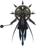 Serviteur Eden noir