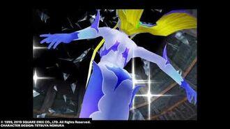 "Shiva ""Diamond Dust"" from FINAL FANTASY VIII Remastered"