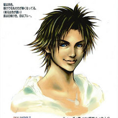 Tidus's Portrait (alternate).