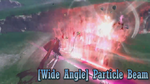 DFF2015 Wide Angle Particle Beam
