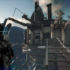 EXINERIS power plant in Assassin's Festival.