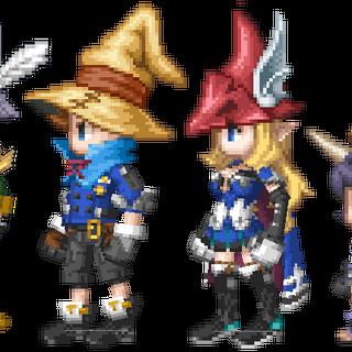 <i>Final Fantasy IX</i> outfit.
