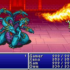 <i>Blaze</i> na versão <i>Advance</i>.